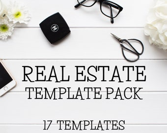 Grocery list template real estate template pack 17 templates pronofoot35fo Image collections