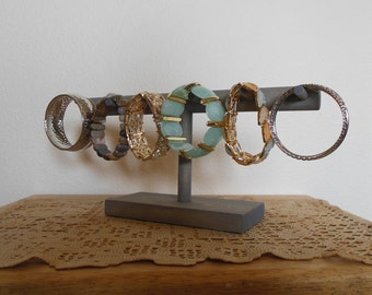 Bracelet Holder, Display, Cuff Organizer