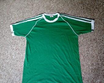 Vintage green Stedman T shirt