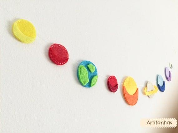solar system nursery theme - photo #16