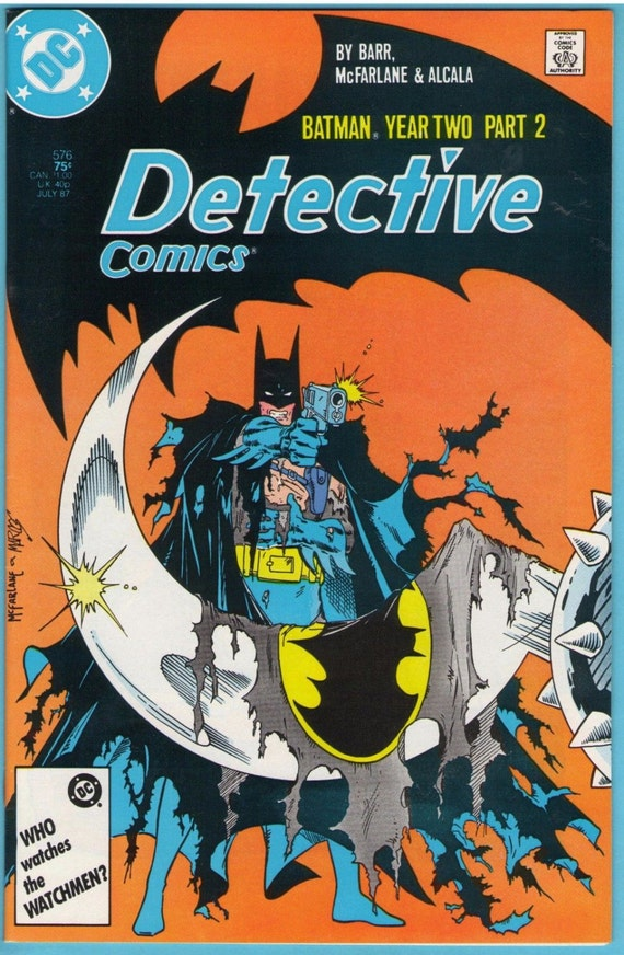 Detective Comics 576 Jul 1987 NM- (9.2)