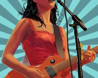 Katy Perry Illustration