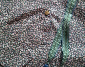 Kosovorotka (child / children) Russian traditional shirt