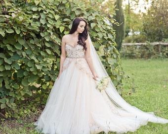 Elegant Wedding Veil