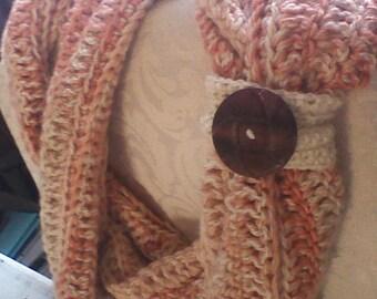 Handcrochet  Cowl
