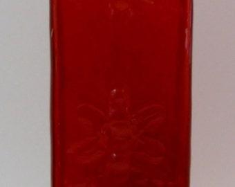 Blenko Tall Glass Vase