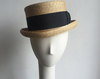 Short Straw Top Hat