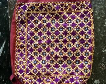 Backpack   Fabric Backpack   Hippie Backpack   Boho Backpack   Large Backpack   Large Book Bag   India Backpack