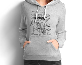 "The Office Inspired ""Threat Level Midnight"" Women's Hoodie"