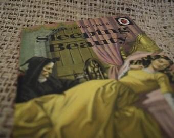 Sleeping Beauty. Vintage Ladybird Book. Well loved Tales. Series 606D