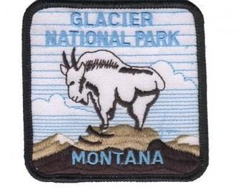 Glacier National Park Patch - Montana