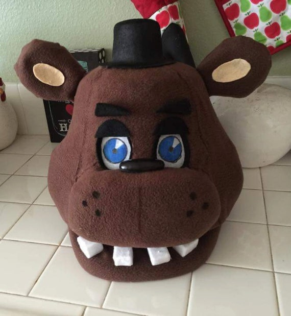 Freddy fazbear five nights at freddy s costume mask movable jaw