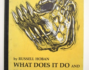 Russell Hoban, What Does It Do and How Does It Work?