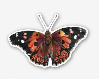 Kamehameha Butterfly *Vinyl Sticker Waterproof