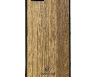 Apple iPhone 5/5s/SE - Frake/Limba - Real Wood Phone Case