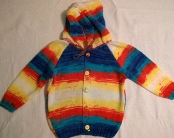 Baby cardigan - Made To Order