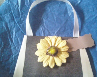 Purse giftcard holder