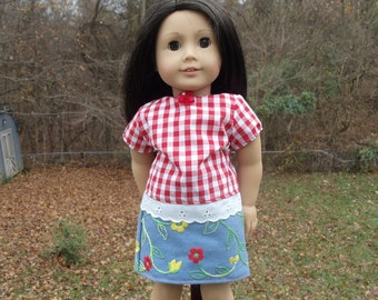 american girl doll for sale etsy. Black Bedroom Furniture Sets. Home Design Ideas