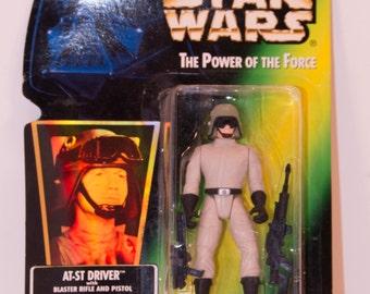Star Wars POTF AT-ST Driver