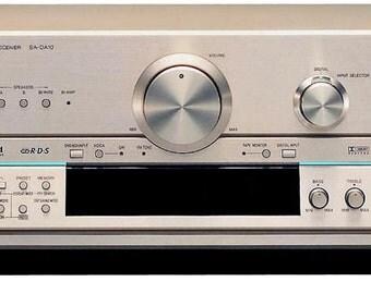 TECHNICS SA-DA10 vintage AV reciever * top condition *.