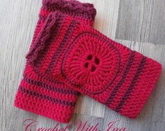 READY TO SHIP pink/red/purple Fingerless gloves/Office fingerless gloves/Driving gloves/HandMADE armwarmers/топли ръкавици без пръсти