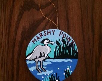 Chesapeake Bay Ornament