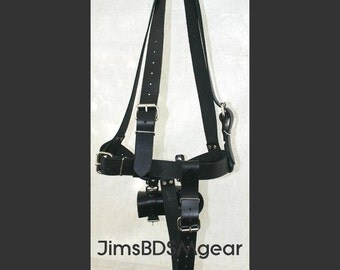 The Hog Strap - more intense and more secure than a latex hog sack