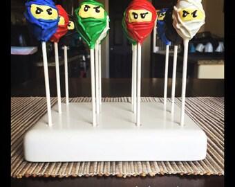 NinJango Cake Pops