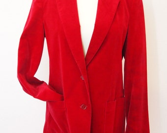 Women's Red Velvet Dillard's 900 West Jacket