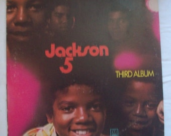 the Jackson 5 third album vinyl