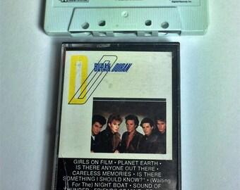 DURAN DURAN - Cassette Tape/Duran Duran 1980s