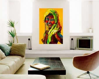 Thandi - Fine Art Reproduction