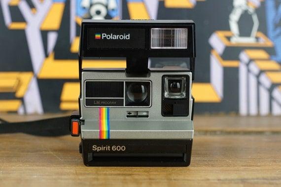 polaroid camera spirit 600 discount impossible by superatomic. Black Bedroom Furniture Sets. Home Design Ideas