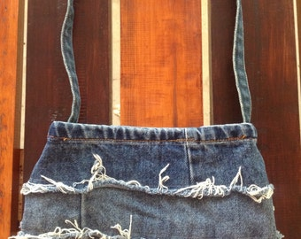Girls Denim Bag 001