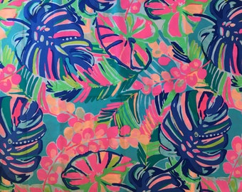 18 Quot X 18 Quot Or Yard Lilly Pulitzer Fall 2016 Exotic Garden