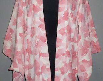 Vintage 1970's Japanese Kimono 8 - 14