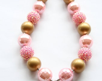 Crown Bubblegum Necklace