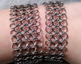 Chainmail Bracelet (Made to Order)