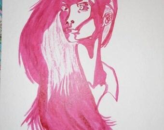 Negative Girl #3