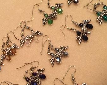 Angel Baby Earrings