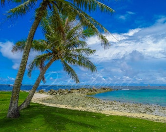 Gab Gab Beach, Tumon, Guam