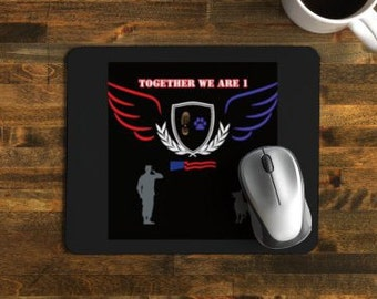 Together They Are 1 ( Mouse Pad )