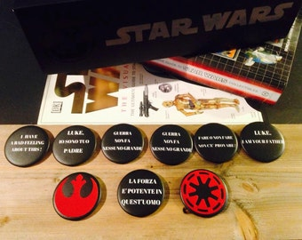 Pins Star Wars!
