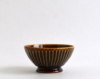 Cafe au lait bowl (brown); Chikako Kuwata (15005605C)