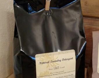 Natural Laundry Detergent - 120 Loads