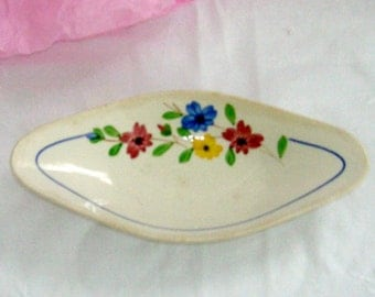 Vintage Digoin dish collection Digoin, flat vintage, art and collections
