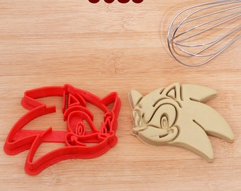 Sonic The Hedgehog Cookie Cutter sonic the hedgehog,sonic the hedgehog shirt,sonic the hedgehog birthday,sonic the hedgehog shoes,4683