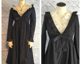 Designer Kleid Abend Jahrgang
