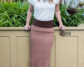 Brittney Reversible Skirt