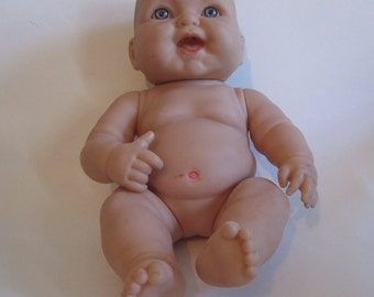 "Berenguer Chubby Baby Doll 13"" Inches Long very cute and authentic"